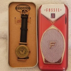 Fossil vintage watch ... NEW
